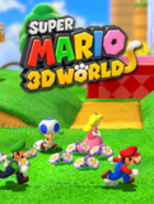 Super Mario 3D World Box Art