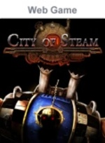 City of Steam Box Art