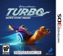 Turbo: Super Stunt Squad Box Art