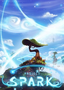 Project Spark Box Art