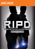R.I.P.D.: The Game Box Art