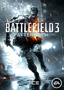 Battlefield 3: Aftershock Box Art
