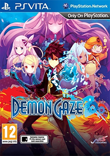 Demon Gaze Box Art