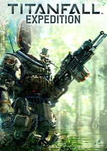 Titanfall: Expedition Box Art