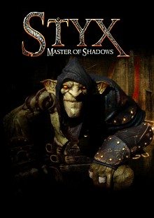 Styx: Master of Shadows Box Art