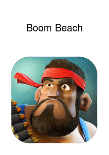Boom Beach Box Art