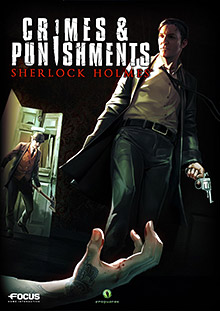 Sherlock Holmes: Crimes & Punishments Box Art