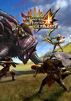Monster Hunter 4 Ultimate Box Art
