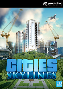 Cities: Skylines Box Art