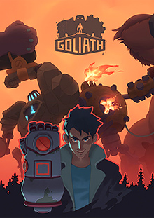 Goliath Box Art