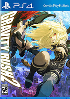 Gravity Rush 2 Box Art
