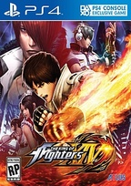 THE KING OF FIGHTERS XIV Box Art