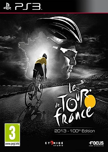 Tour de France 2013 - 100th Edition Box Art