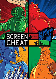 Screencheat Box Art