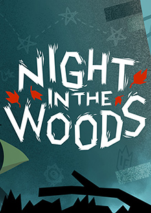 Night in the Woods Box Art