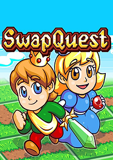 SwapQuest Box Art