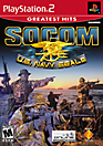 SOCOM: U.S. Navy SEALs with USB Headset Box Art
