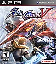 SOULCALIBURV Box Art