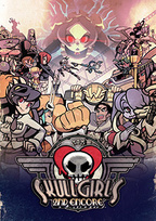 Skullgirls 2nd Encore Box Art
