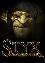 Styx: Shards of Darkness Box Art