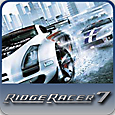 Ridge Racer 7: 3D License Ver Box Art