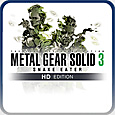 Metal Gear Solid 3: Snake Eater HD Box Art