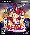 DisgaeaD2: A Brighter Darkness Box Art