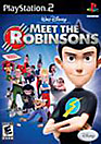 Disney's Meet the Robinsons Box Art