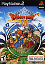 DragonQuest VIII: Journey of the Cursed King Box Art