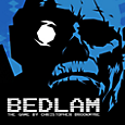 Bedlam - The Game by Christopher Brookmyre Box Art