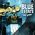 Blue Estate - The Game Box Art