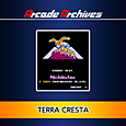 Arcade Archives TERRA CRESTA Box Art