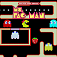 ARCADE GAME SERIES: Ms. PAC-MAN Box Art