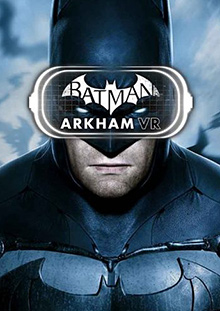 Batman: Arkham VR Box Art