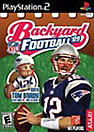 Backyard Football 2009 Box Art