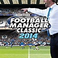 Football Manager Classic 2014 Box Art