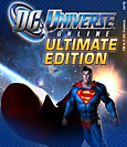 DC Universe Online Ultimate Edition Box Art