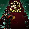 The Deadly Tower of Monsters Box Art