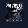Call of Duty: Ghosts Gold Edition Box Art