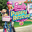 Barbie and Her Sisters Puppy Rescue Box Art