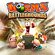Worms Battlegrounds Box Art