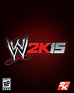 WWE 2K15 Box Art