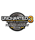 Uncharted 3 Fortune Hunters' Club Box Art