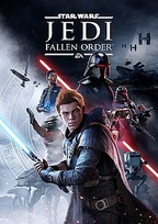 Star Wars Jedi: Fallen Order Box Art