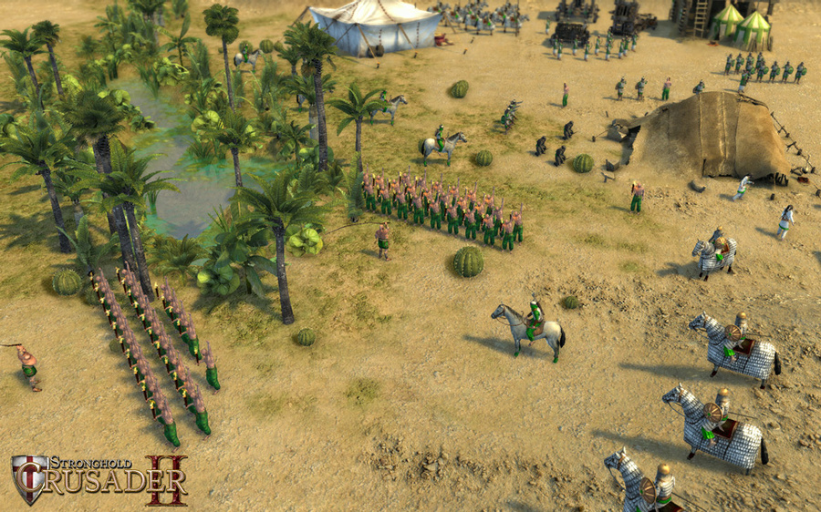 Stronghold Crusader II Screenshot #26