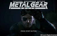 Metal Gear Solid V: Ground Zeroes PS4 Screenshot