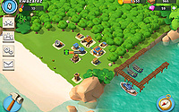 Boom Beach iOS Screenshot