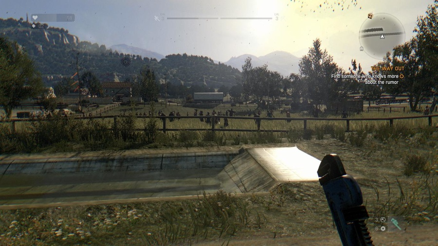 Dying Light: The Following Screenshot #6