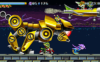 Freedom Planet PS4 Screenshot