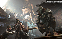 The Technomancer PS4 Screenshot